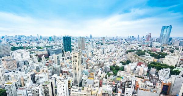 東京都の土地価格の推移と今後の見通し
