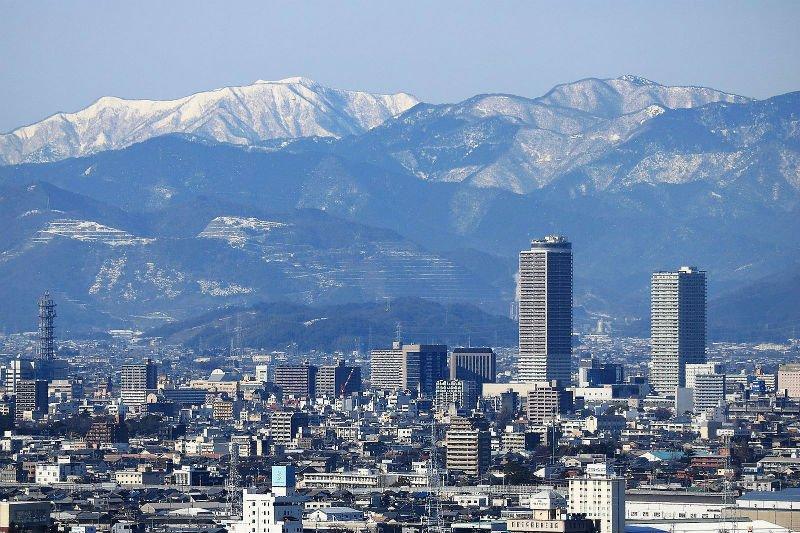 岐阜県の土地価格の6年間の動きと、今後の見通し