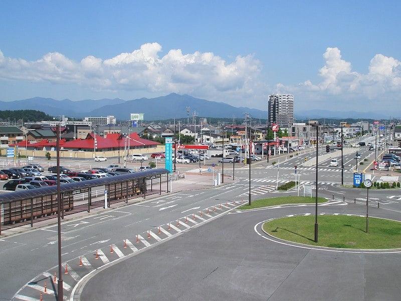 秋田県の土地価格の7年間の動きと、今後の見通し