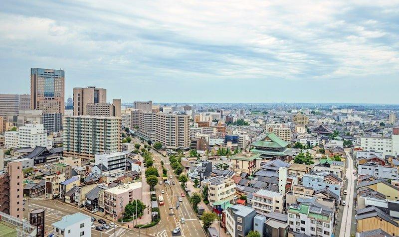 石川県の土地価格の7年間の動きと、今後の見通し