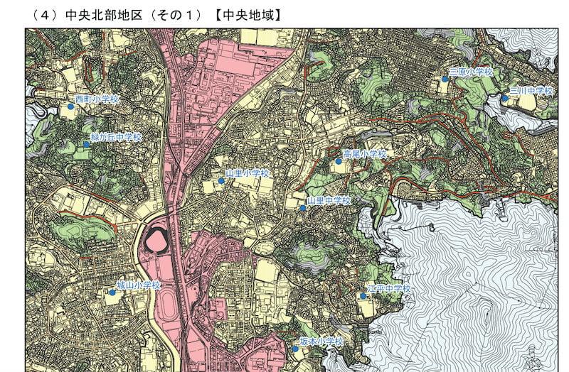長崎市の立地適正化計画