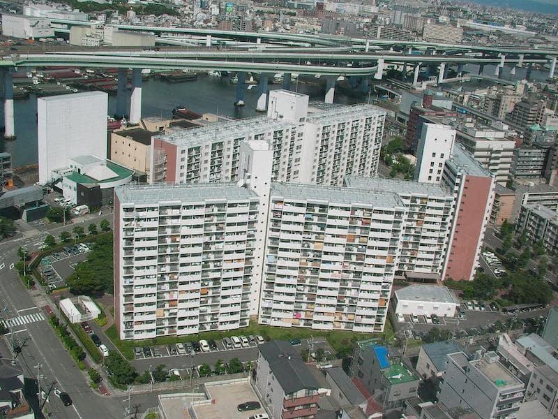 大阪市港区