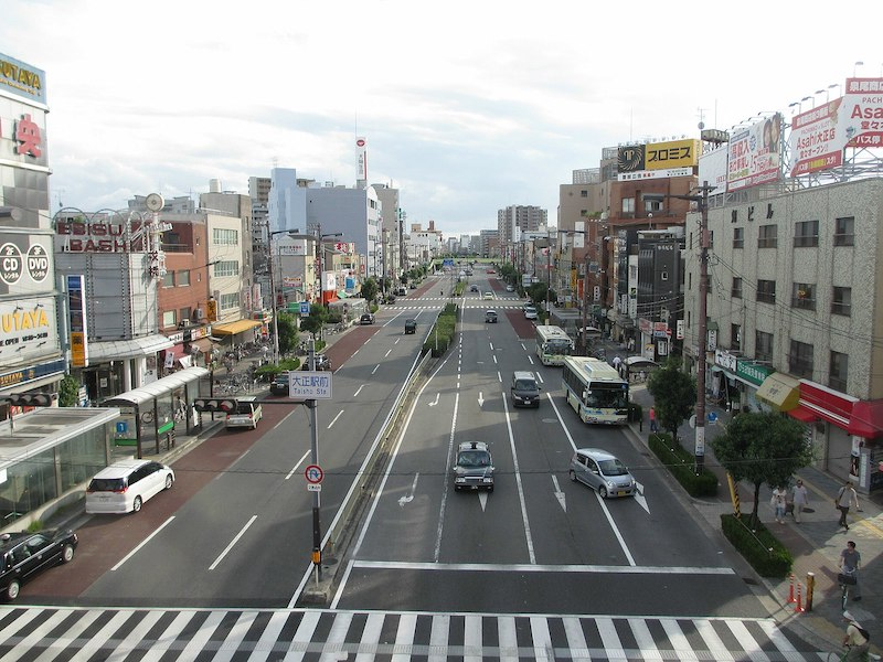 大阪市大正区