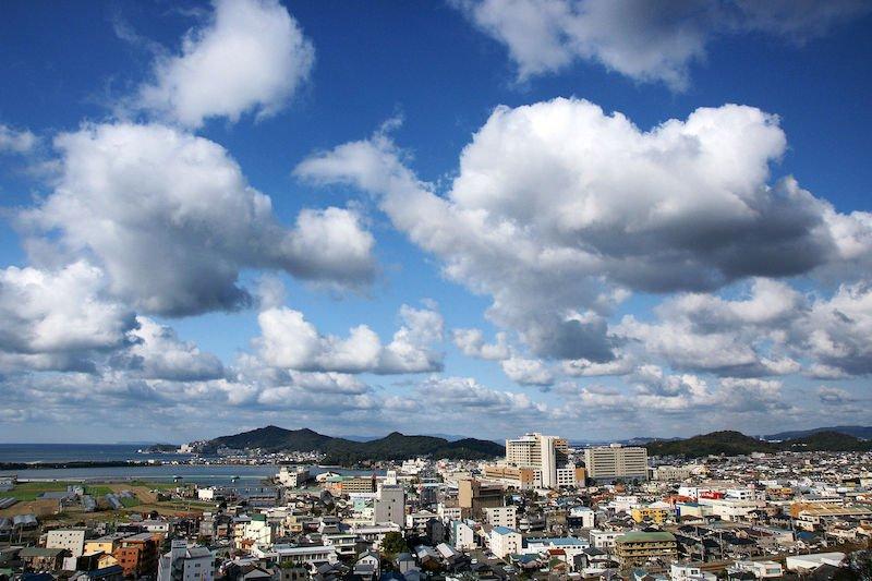 和歌山県の土地価格の5年間の動きと、今後の見通し